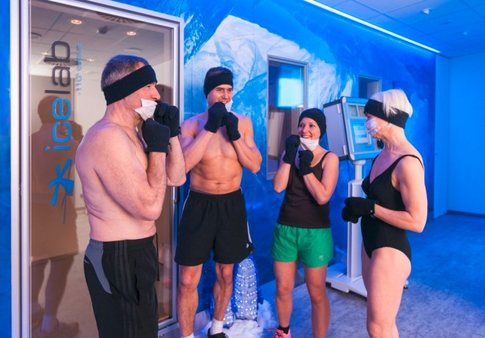 ICE Lab, cryotherapy, การดูแลสุขภาพ, วิธีลดน้ำหนัก, การลดน้ำหนัก, สุขภาพ
