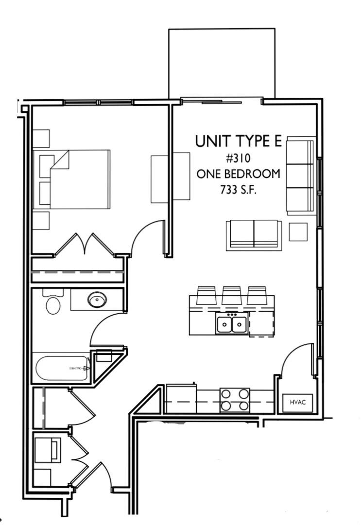 622 W Wilson St. #310
