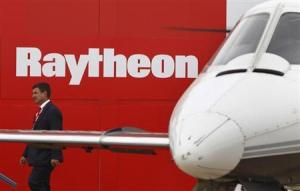 Raytheon Beats Analysts Forecast on Earnings Amid Sales Drop