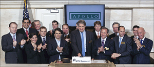 Apollo Revenues Drop Drastically Compared to Other Companies