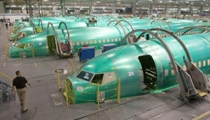 Spirit Aerosystems Wows the Public With Its High Show Rates