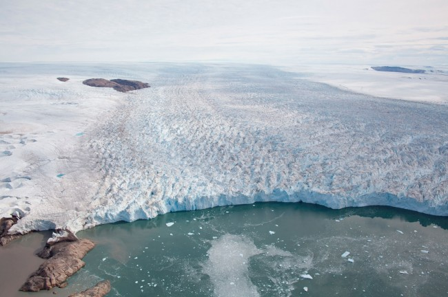 greenland ice disappeance