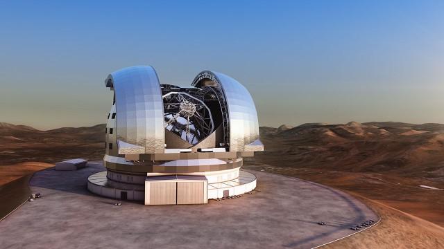 largest telescope