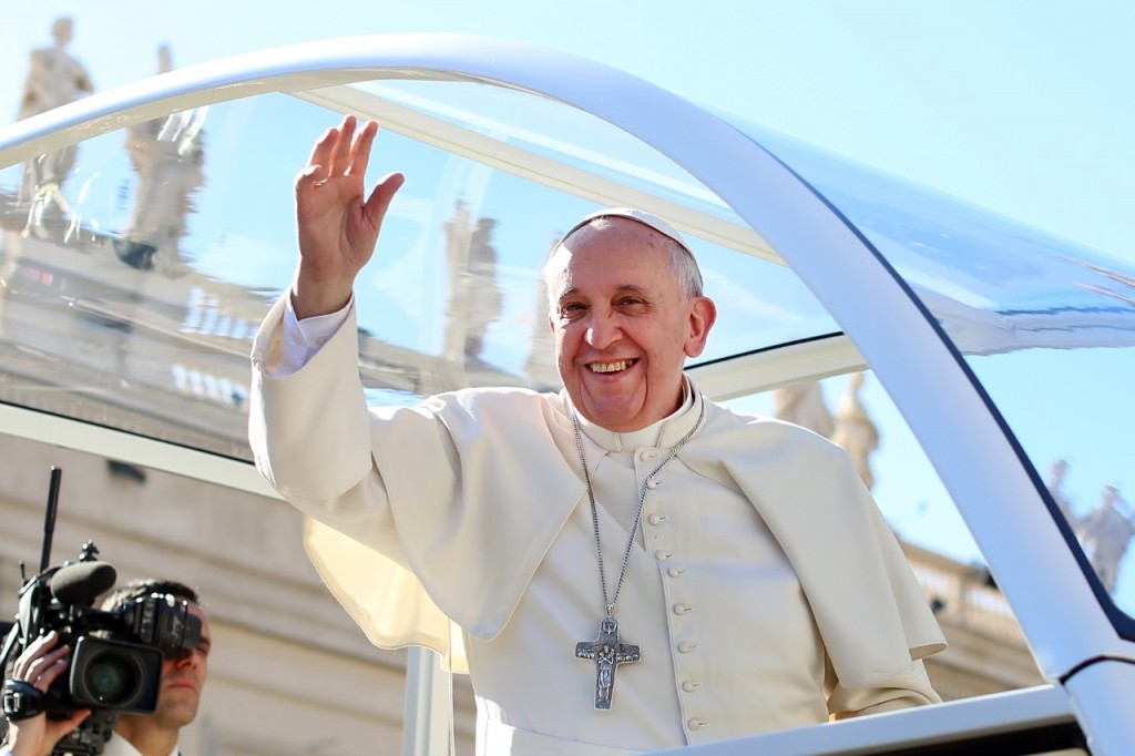 Pope Francis May Have To Walk A Tight Rope To Solve The Nagging Climate Change Problem