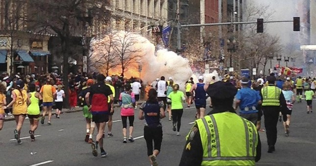 Backpack and Manifesto Presented as Evidence in Boston Bombings Trials