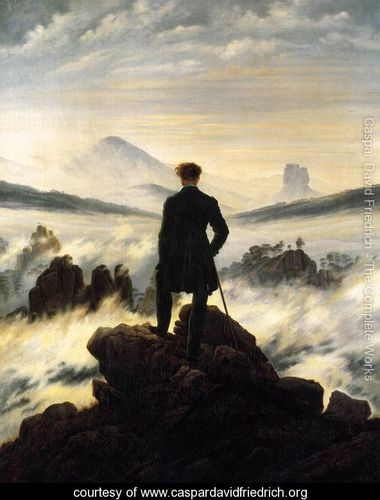 The-Wanderer-above-the-Mists