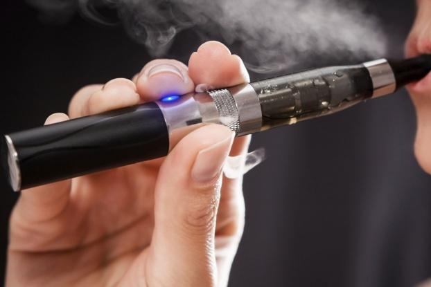 ads for e-cigarettes