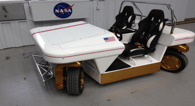 NASA Joins The Self-Driving Cars Field