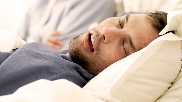 Snoring May Be A Sign of Obstructive Sleep Apnea