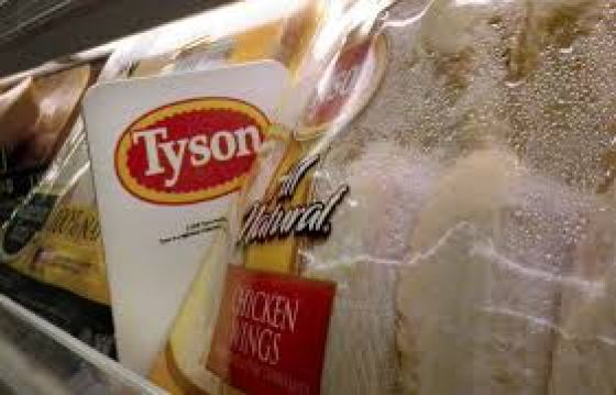 Tyson Foods To Remove Antibiotics Use In Chicken