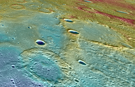 Scientists Discover Mercury's Magnetic Field