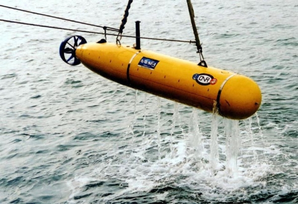 Scientists Have Developed Cognitive Underwater Robot
