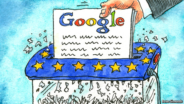 Google and privacy matters