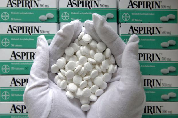 Aspirin Keeps Cancer Away
