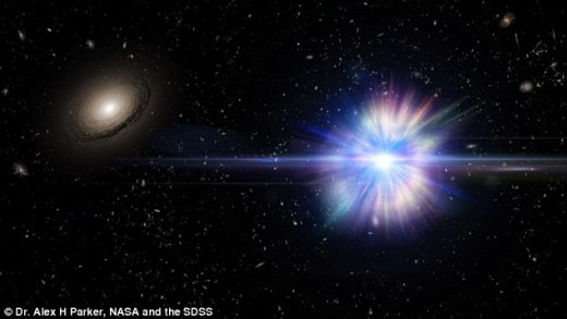Astronomers Observe The Explosion Of 3 Stars Into Supernovas