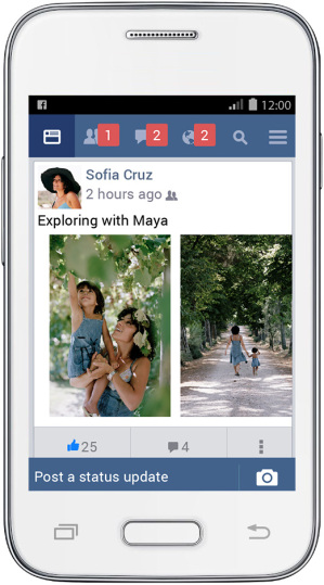Facebook Launches Its Lite Version For Developing Countries