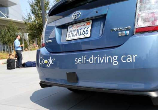 Google Will Provide Monthly Reports About Its Self-Driving Vehicles