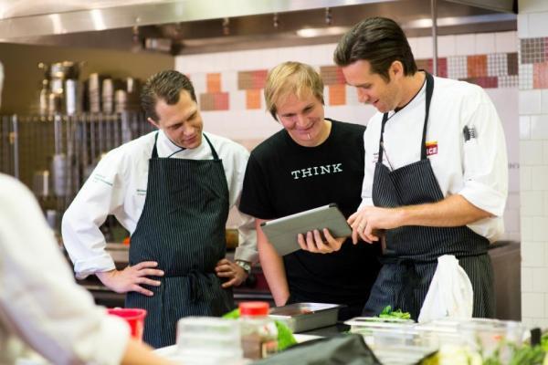 """Chef Watson cooking"""