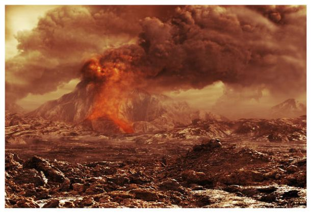 Venus Currently Hosts Active Volcanoes