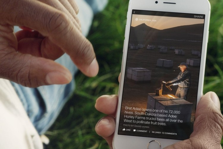 "alt=""Instant Articles on iPhone 6"""