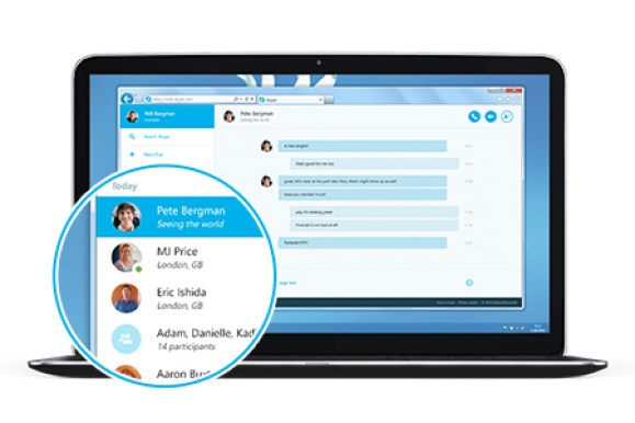 Skype for Web Service Enters Open Beta for US and UK