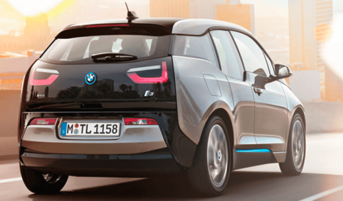 """apple Bmw Electric car i3 project titan"""