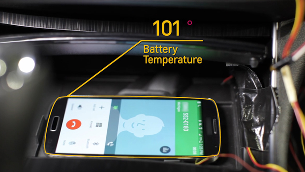 """""""chevrolet introduces active phone cooling"""""""