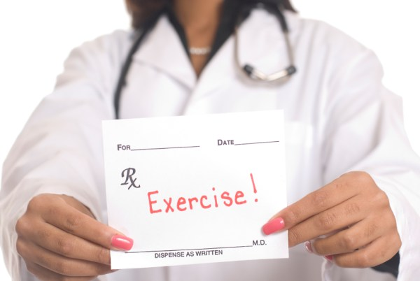 """""""Doctors' Weekend Tip: Exercise to Keep Your Brain Healthy"""""""