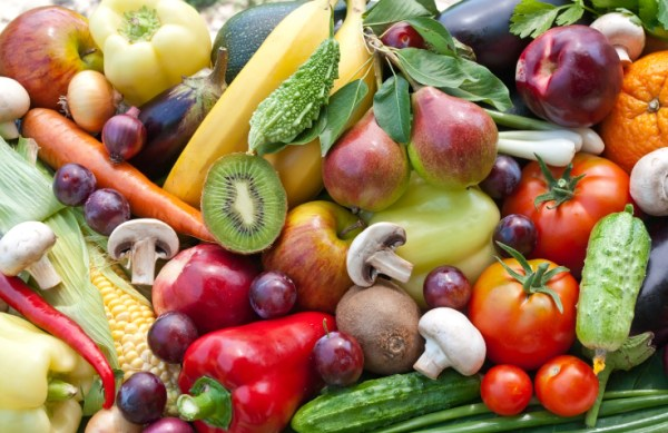 """fruits and vegetables guidelines"""