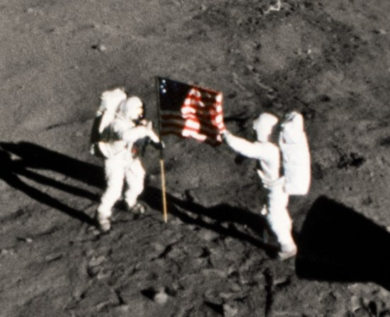 """Neil Armstrong suit kickstarter funding $500k"""
