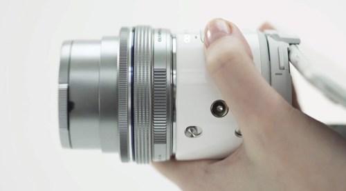 """Olympus Air Lens"""