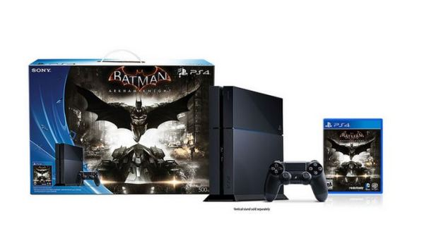 """playstation 4 batman"""