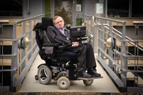 """Stephen Hawking Reddit AMA"""