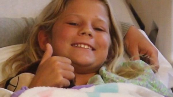 """""""10-Year-Old Hero Rescued Her Friend despite Shark Wounds"""""""