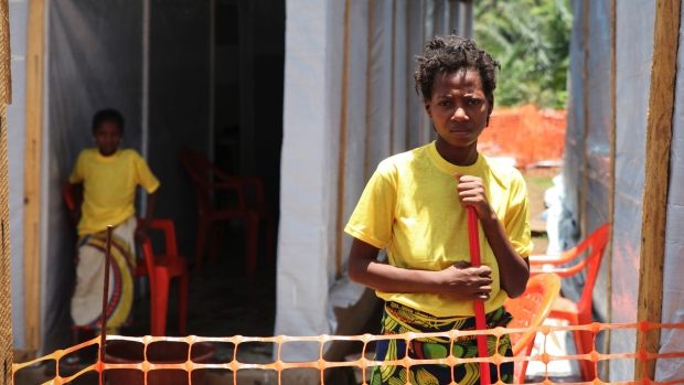 """ebola severe pain blindness suffering survivors"""