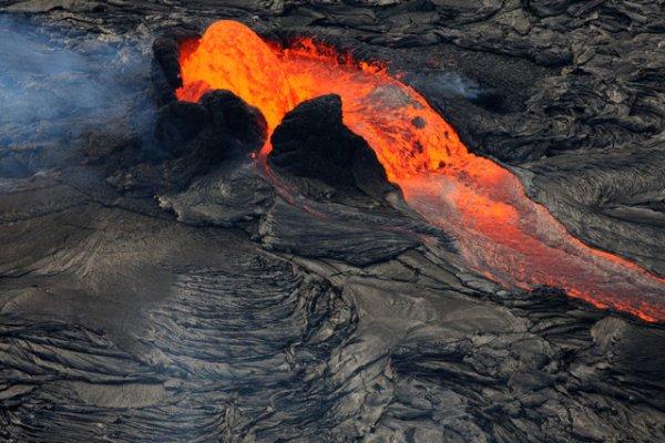 """""""kilauea has erupted in hawaii"""""""