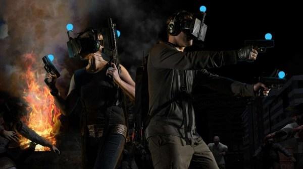 """zero latency opens virtual reality arena"""
