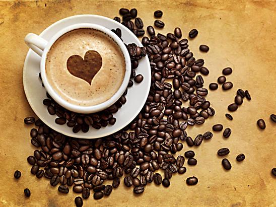 Keep Drinking Coffee