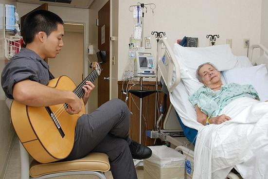 Music Helps With Surgery