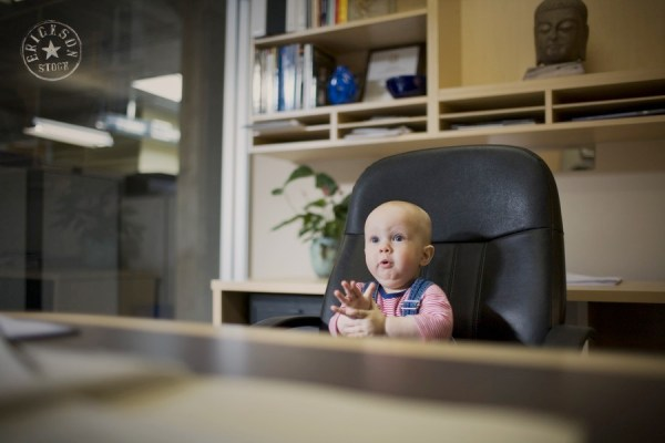 Parents Bring Babies To Work