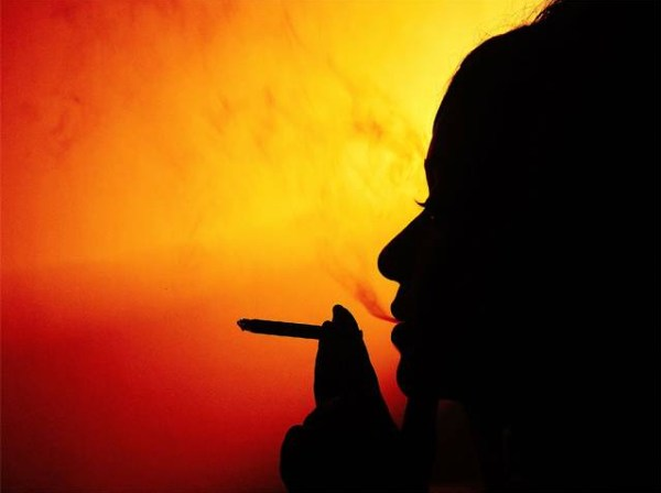 """""""anti-smoking treatment enzyme"""""""