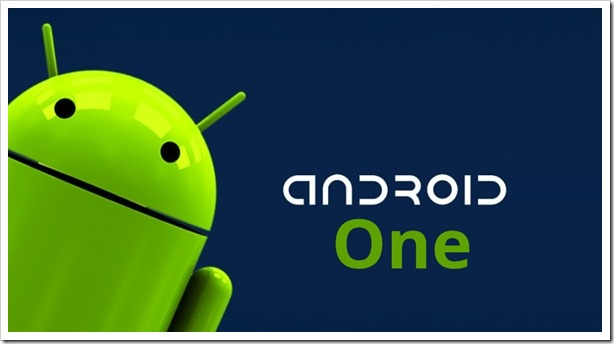 Android One Relaunch