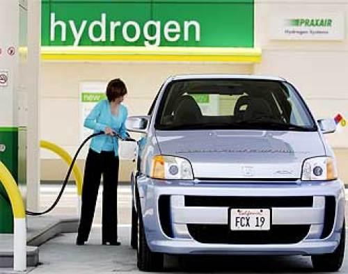 """""""hydrogen economy"""""""