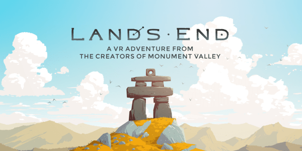 """land's end will be released by monument valley creators for vr"""