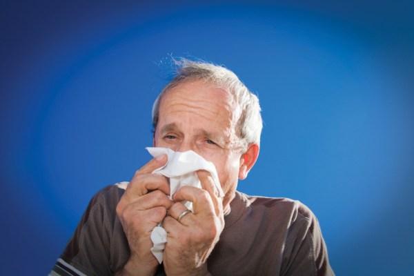"""the flu season is upon us"""