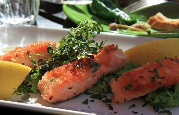 Eating Fish Fights Off Depression