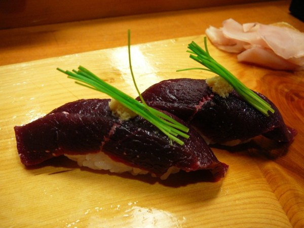 """sei whale meat dealer charged with probation and fine"""