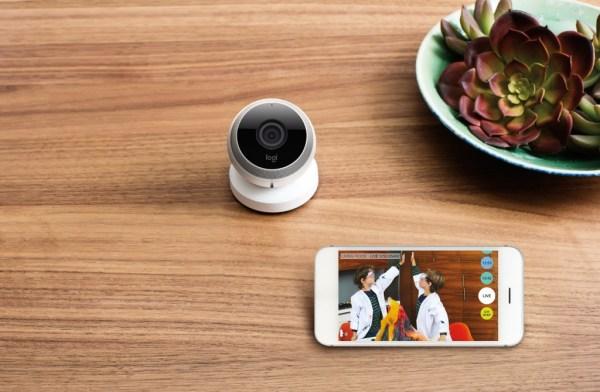 """""""logi circle camera improves home monitoring services"""""""