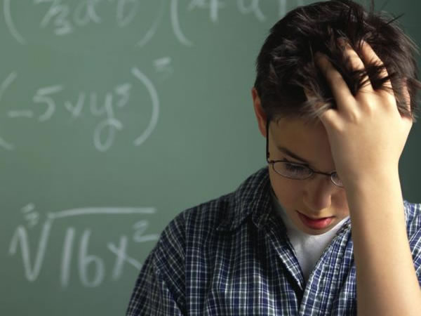 """""""one-on-one tutoring in math reduces anxiety levels"""""""