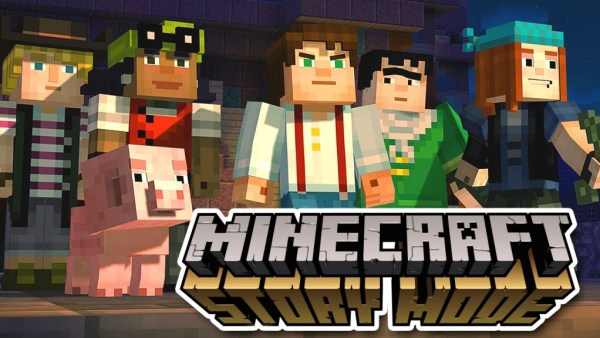 """""""minecraft: story mode by telltales gets a release date"""""""